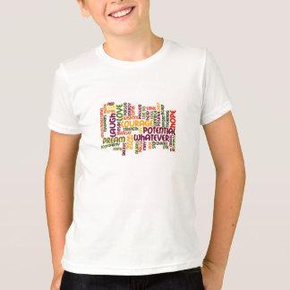 Motivational Words #1 inspiring encouragement T-Shirt