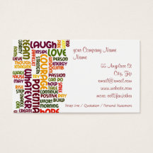 Motivational speaker business cards templates zazzle colourmoves