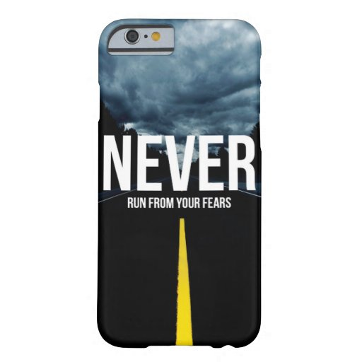 Motivational Words Barely There iPhone 6 Case : Zazzle