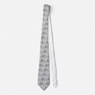 Motivational words Bike, Bicycle, Cycle Sport Neck Tie