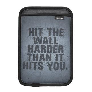 Motivational Words iPad Mini Sleeve