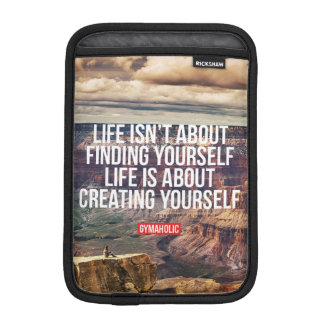 Motivational Words iPad Mini Sleeve