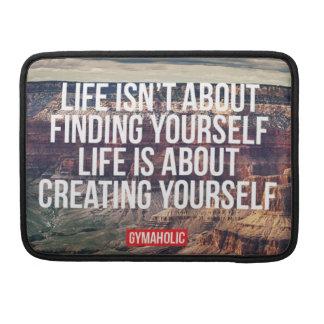 Motivational Words MacBook Pro Sleeves