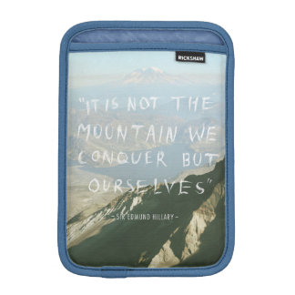 Motivational Words Sleeve For iPad Mini