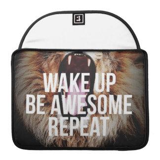 Motivational Words Sleeve For MacBooks