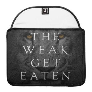 Motivational Words Sleeves For MacBooks
