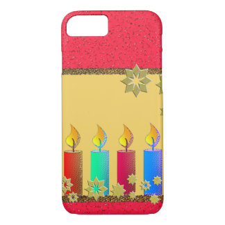 Motive for Christmas iPhone 8/7 Case