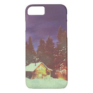 Motive for Christmas winters wonderland… iPhone 7 Case