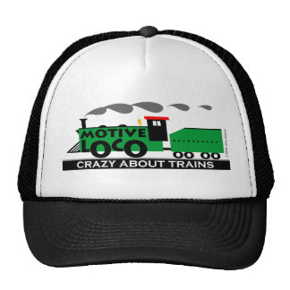 Motive Loco Trucker Hats