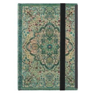 Motivo colorido de la alfombra persa iPad mini fundas