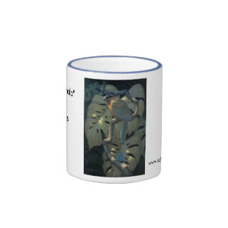 Motmot Ringer Coffee Mug