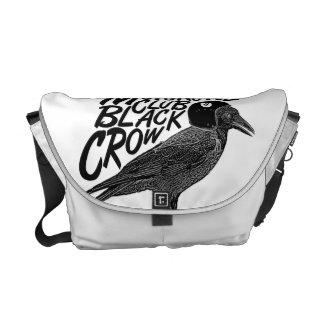 Moto addict courier bag