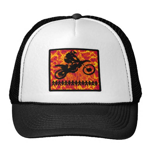 MOTO ALL GOODS TRUCKER HAT