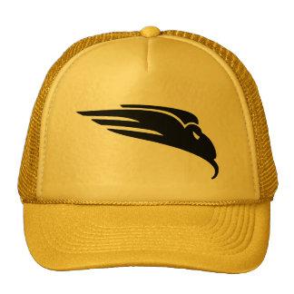 Moto-Angel Gold Cap Trucker Hat