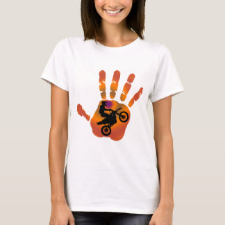 MOTO BAJA FIRES T-Shirt