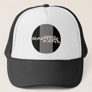 Moto | Cagiva Raptor Fans Logo Trucker Hat