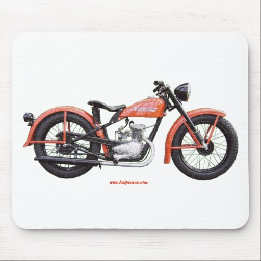 Moto clásica 125 HD_Texturized.gif Tapetes De Ratones