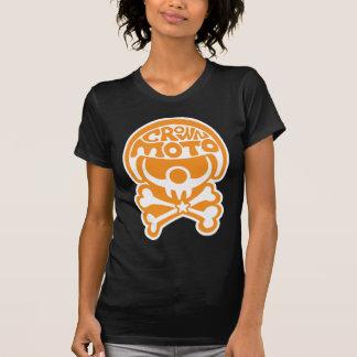 Moto Clown (crisp orange) Tshirt