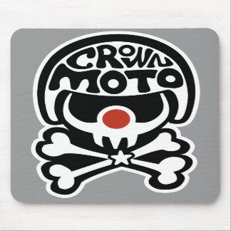 Moto Clown Mousepad