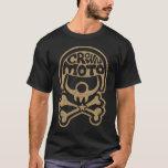 Moto Clown (vintage gold2) T-Shirt