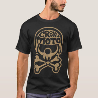 Moto Clown (vintage gold2) T-Shirt