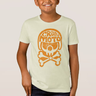 Moto Clown (vintage orange) T-Shirt