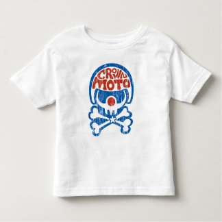 Moto Clown (vintage usa) Toddler T-shirt
