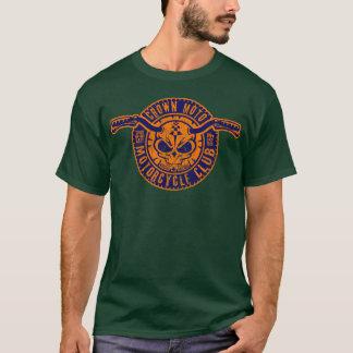 Moto Club (navy/orange vintage) T-Shirt