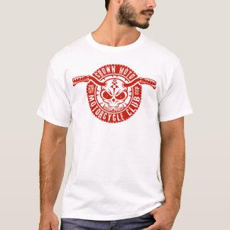 Moto Club (red/white crisp) T-Shirt