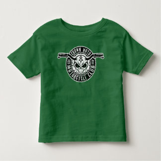 Moto Club (vintage black/white) Toddler T-shirt