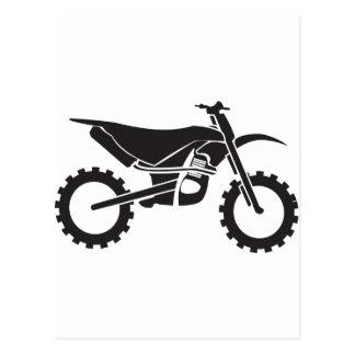 Moto Cross Postcard