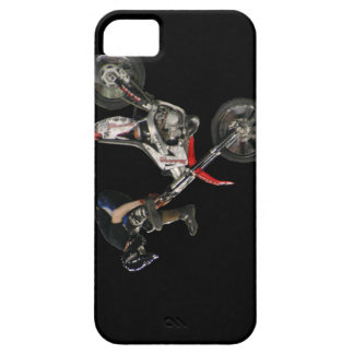 moto cross rider iPhone 5 cover