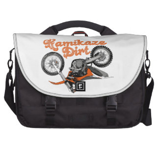 Moto Dirt Bag For Laptop