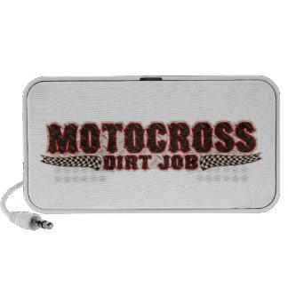 Moto Dirt Mini Speaker