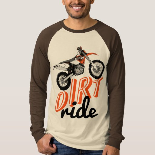 Moto dirt T-Shirt