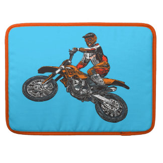 Moto extreme race sleeves for MacBooks