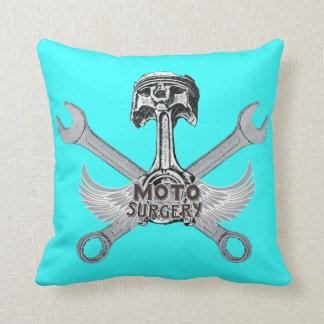 Moto extreme shop throw pillow