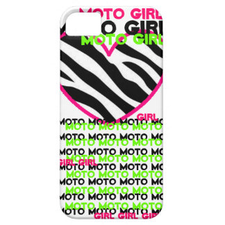 MOTO GIRL CELL CASE