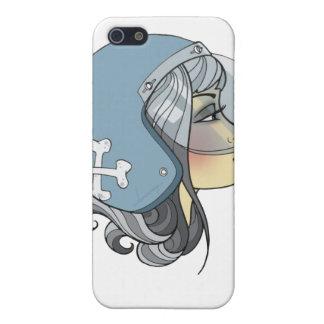 Moto Girl iPhone Case