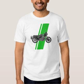 Moto Guzzi - 1000S Vintage Green T Shirt