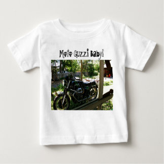 Moto Guzzi Baby! Baby T-Shirt