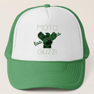 Moto Guzzi V7 Stone Engine Block Trucker Hat