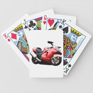 Moto Koolart Bicycle Playing Cards