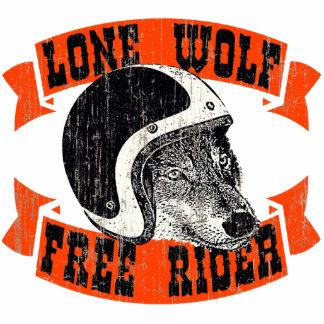 Moto lone wolf cutout