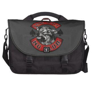 Moto lone wolf laptop commuter bag