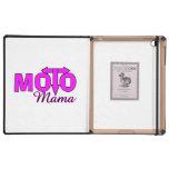 Moto Mama iPad Folio Cases