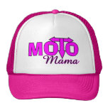 Moto Mama Mesh Hats