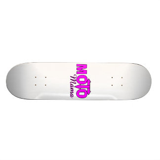 Moto Mama Skate Board Deck