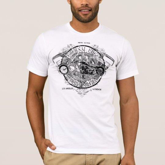 Moto Militia vintage T-Shirt