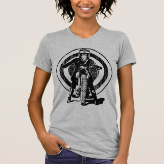 Moto Monkey 3 (vintage black) T-Shirt